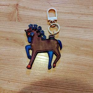 Tory Burch keychain